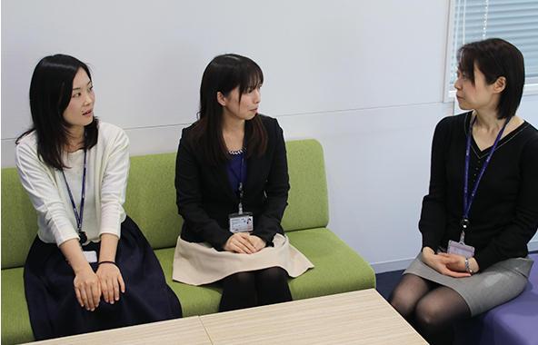 女性社員の活躍 | AGSの人 | AGS...